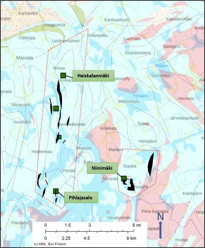 Suomen Kallioperäkartta